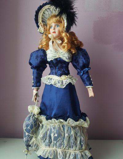 Natalie Porcelain doll