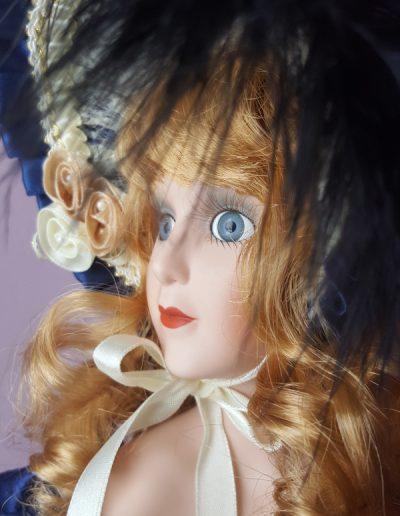 Natalie Porcelain doll 5